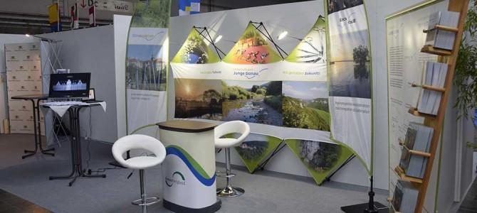 Landschaftspark Junge Donau auf dem EUSDR-Forum